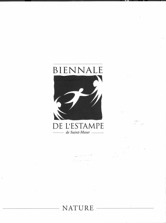 Catalogue de la Biennale de l'Estampe de Saint-Maur 2003