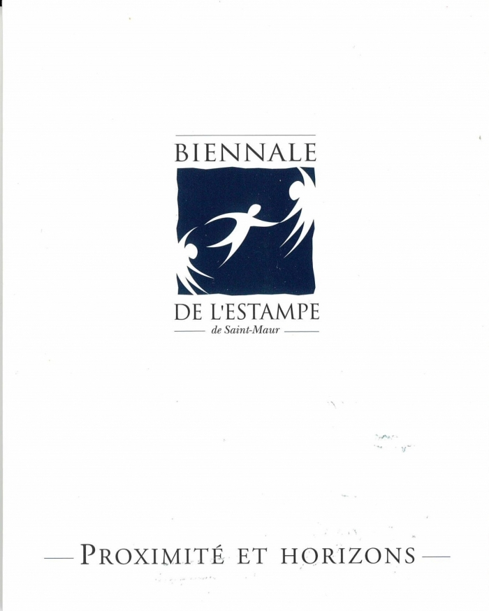 Catalogue de la Biennale de l'Estampe de Saint-Maur 2007